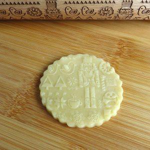 Nutcracker Cookie